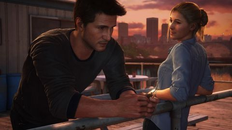 Uncharted 4 Gameplay-Screenshots des Fotografen Ray Soemarsono